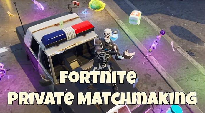 How To Get A Fortnite Custom Matchmaking Key Fortnite