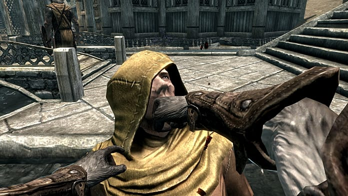 Skyrim Special Edition Unarmed Build - How to Be a Brawler