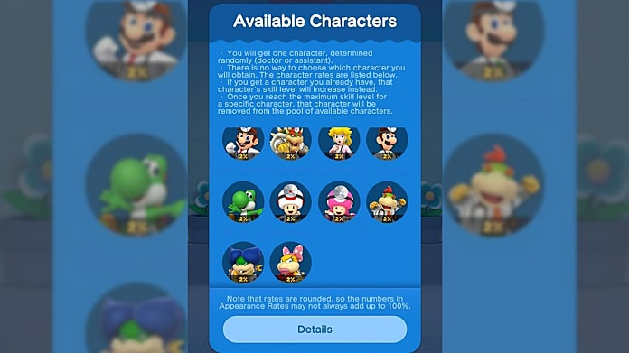 Dr  Mario World: All Characters and How to Unlock Them