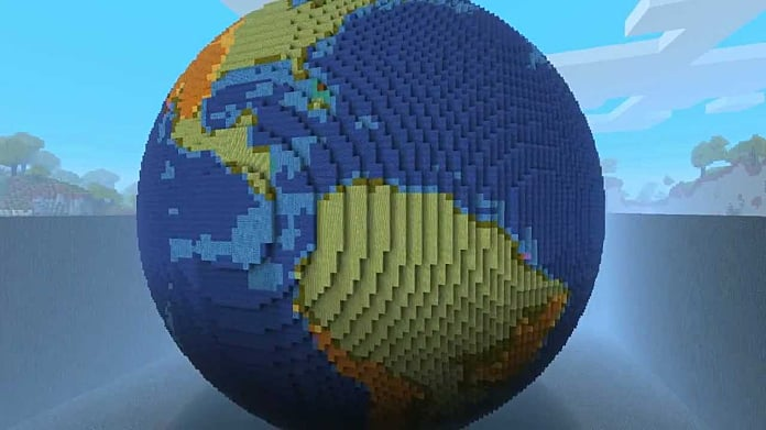 The Best Minecraft Earth Like Seeds And Maps Minecraft