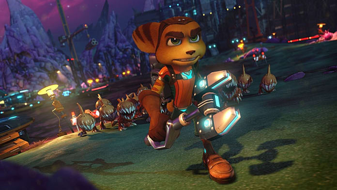 Rumor New Ratchet And Clank Could Be Ps5 Launch Title Ratchet