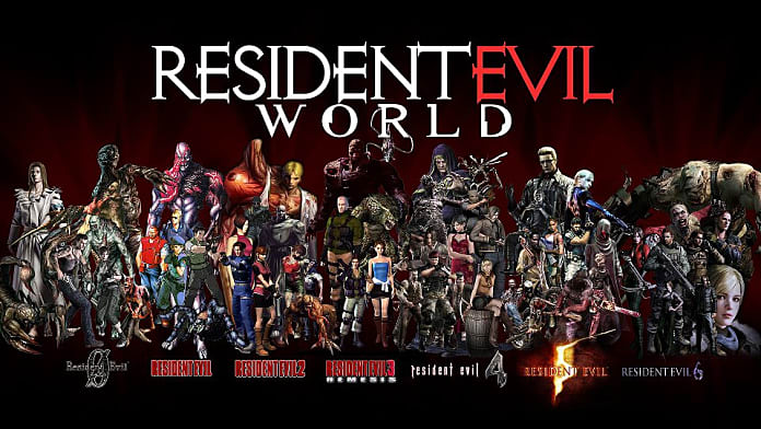 The Story So Far The Resident Evil Cast Part 1