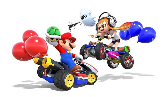What S New And Different In Mario Kart 8 Deluxe Mario Kart 8 Deluxe