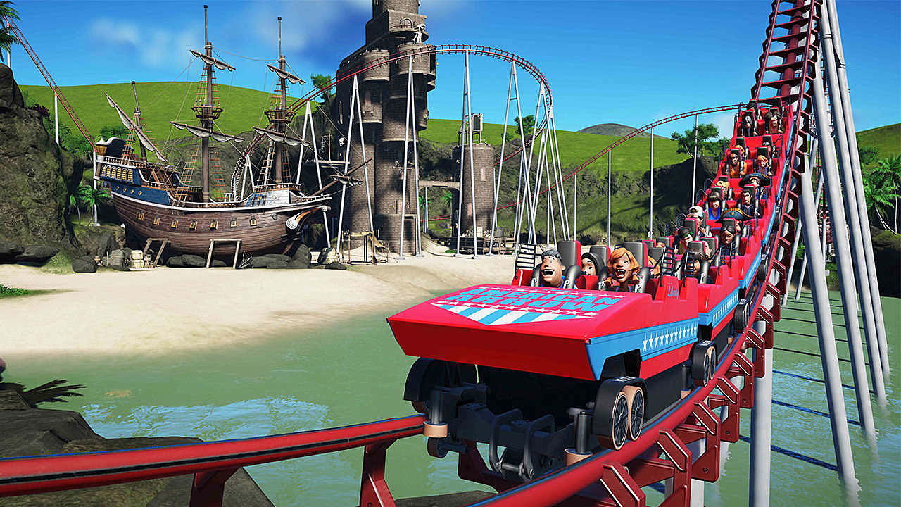 How Do Triggers Work in Planet Coaster Planet Coaster