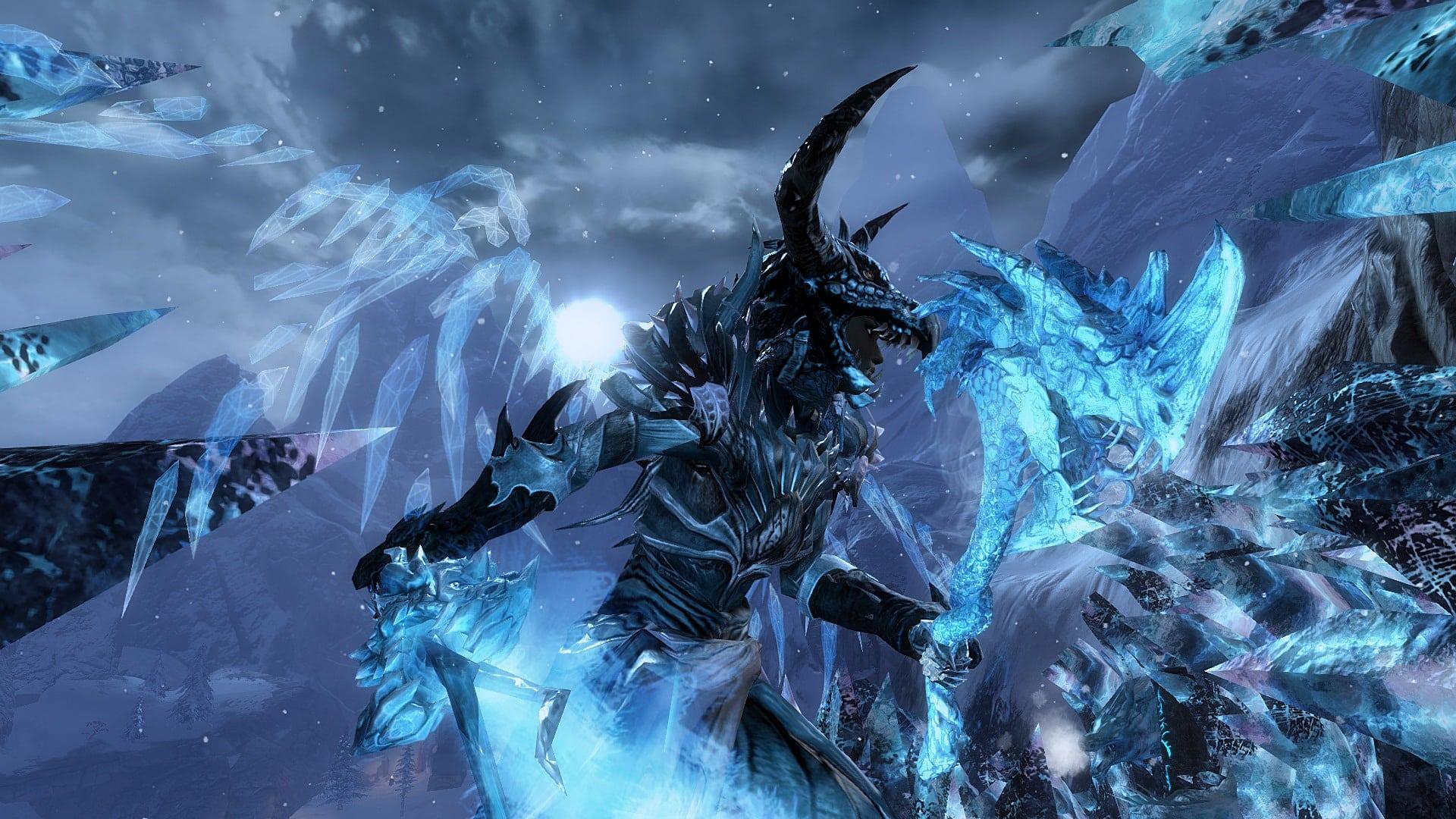 WoW Летящий ледяной дракон без смс