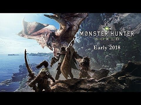 3 Reasons Why You Should Be Excited for Monster Hunter: World