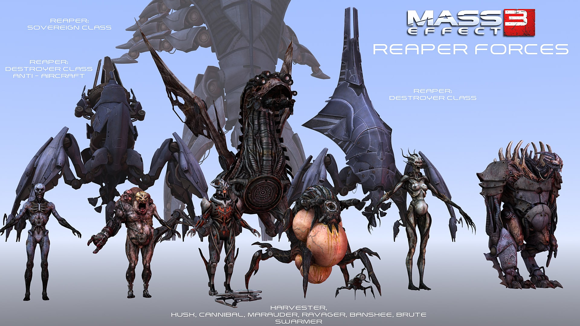 Top 10 Alien Races in Games That May (or May Not) be a