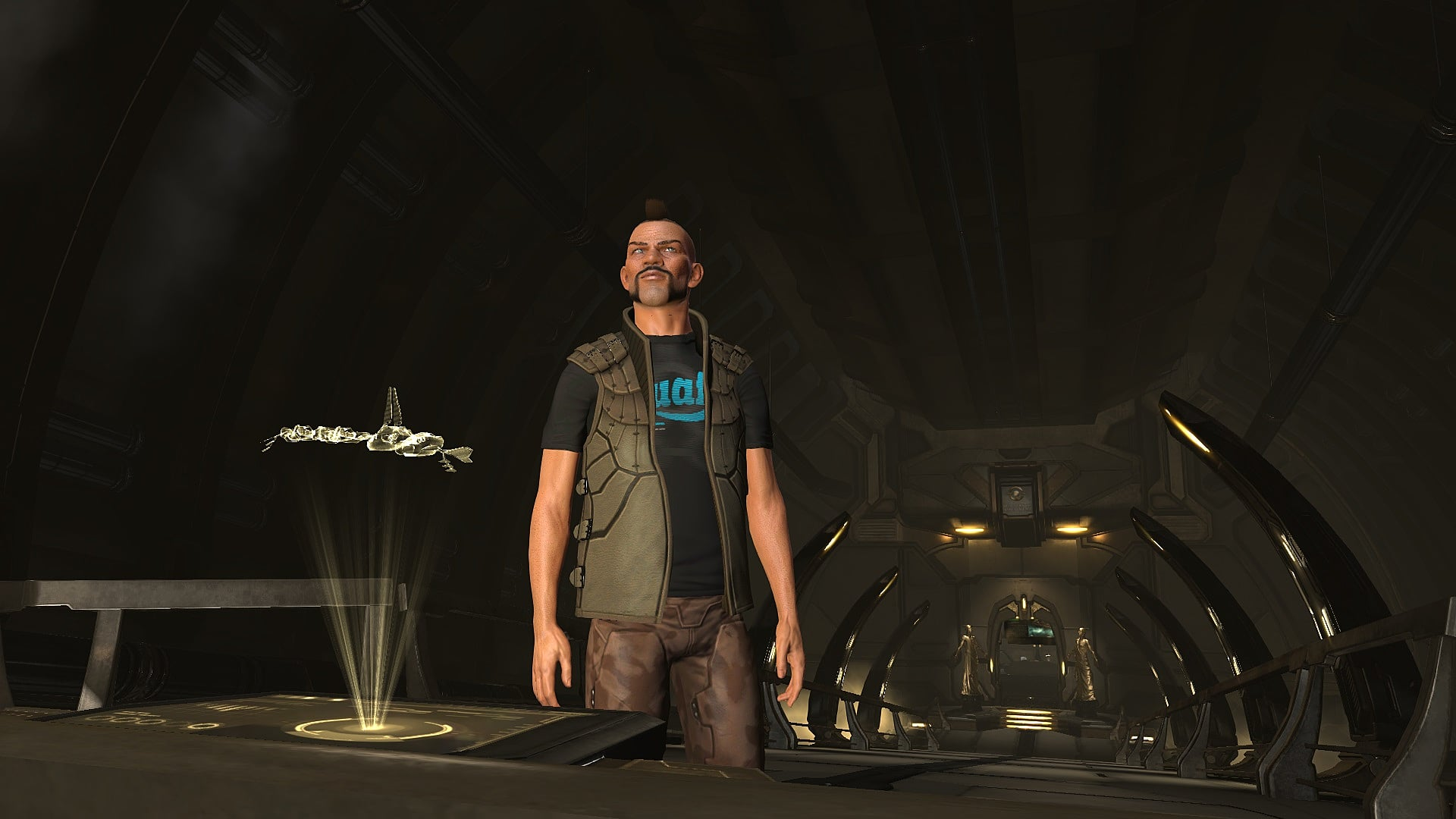 My Time in EVE Online: A Gallery of Internet Spaceship