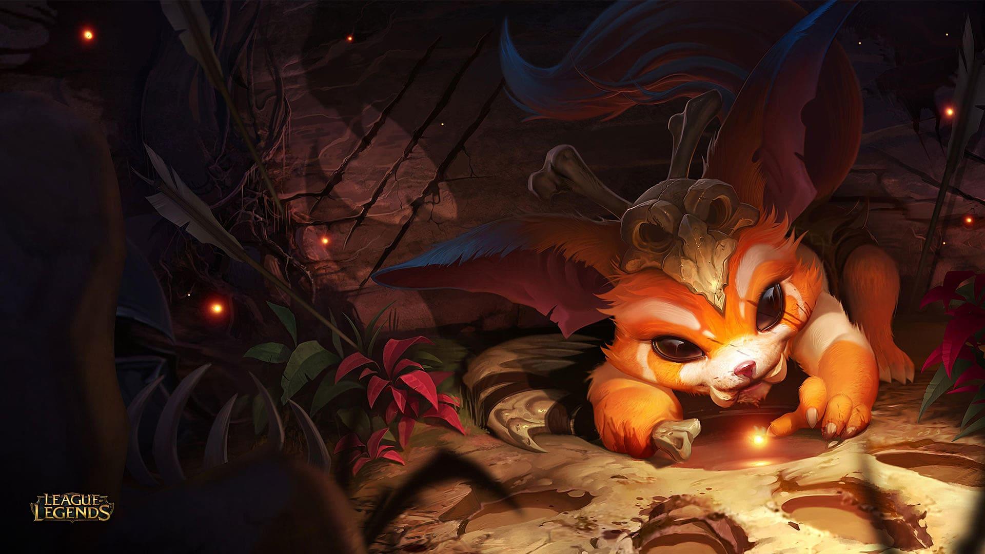 Incredible Gnar Fan Art For League of Legend's Newest ...