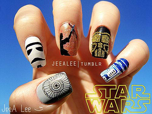 Top 10 Gaming Nail Art Slide 5
