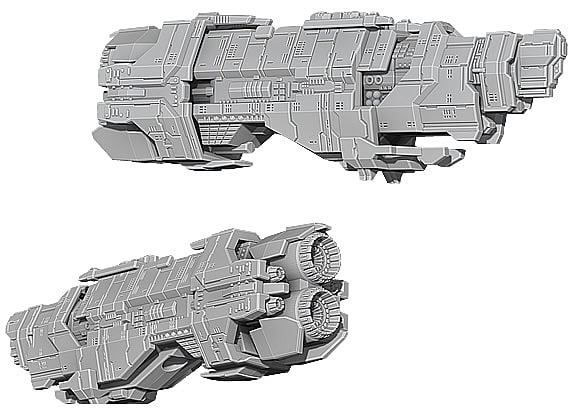 New Ships To Appear In Halo Miniatures | Slide 8 | Halo