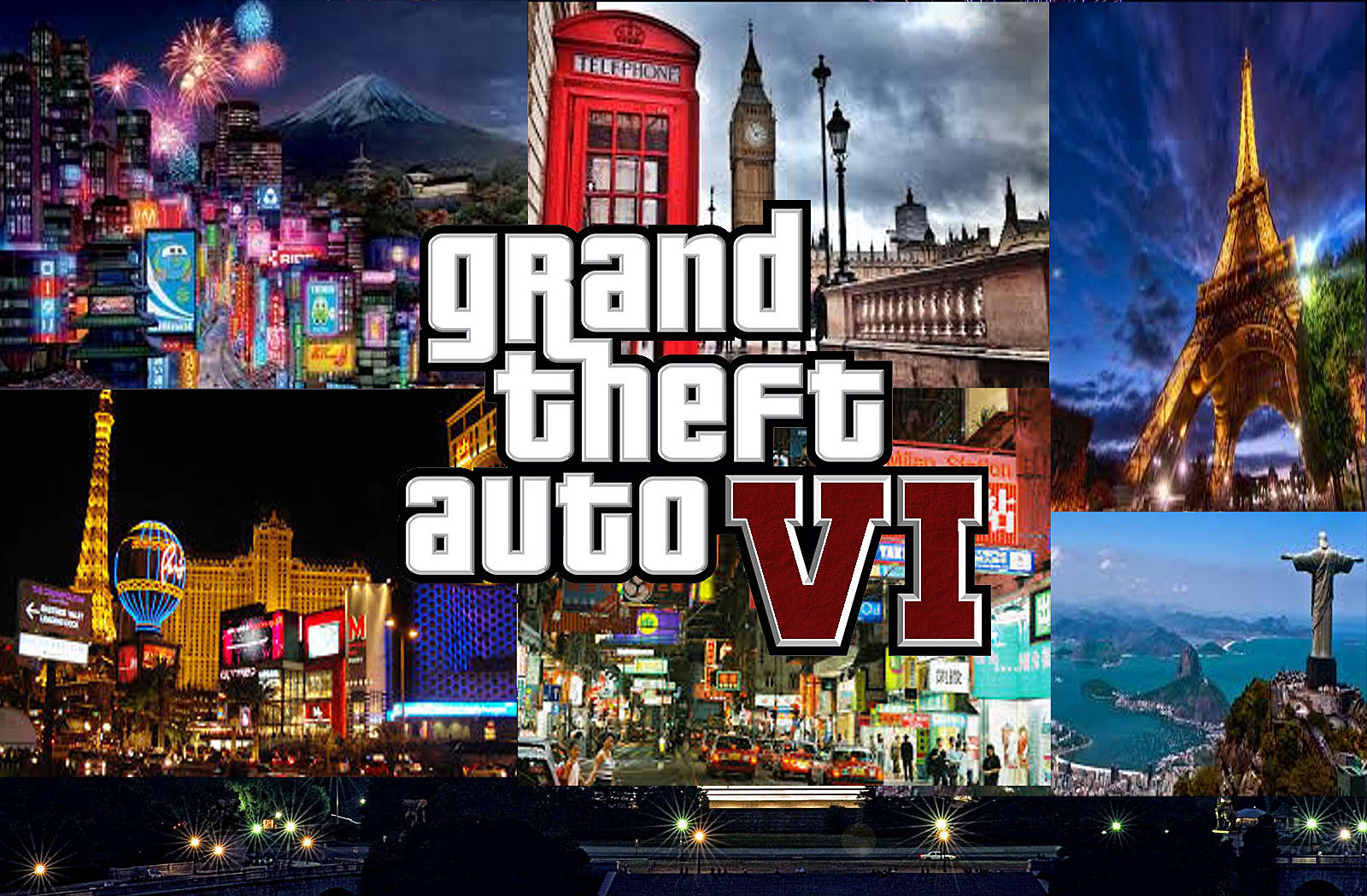 Gta 6 Cover: 10 Cities We Want To See In GTA 6