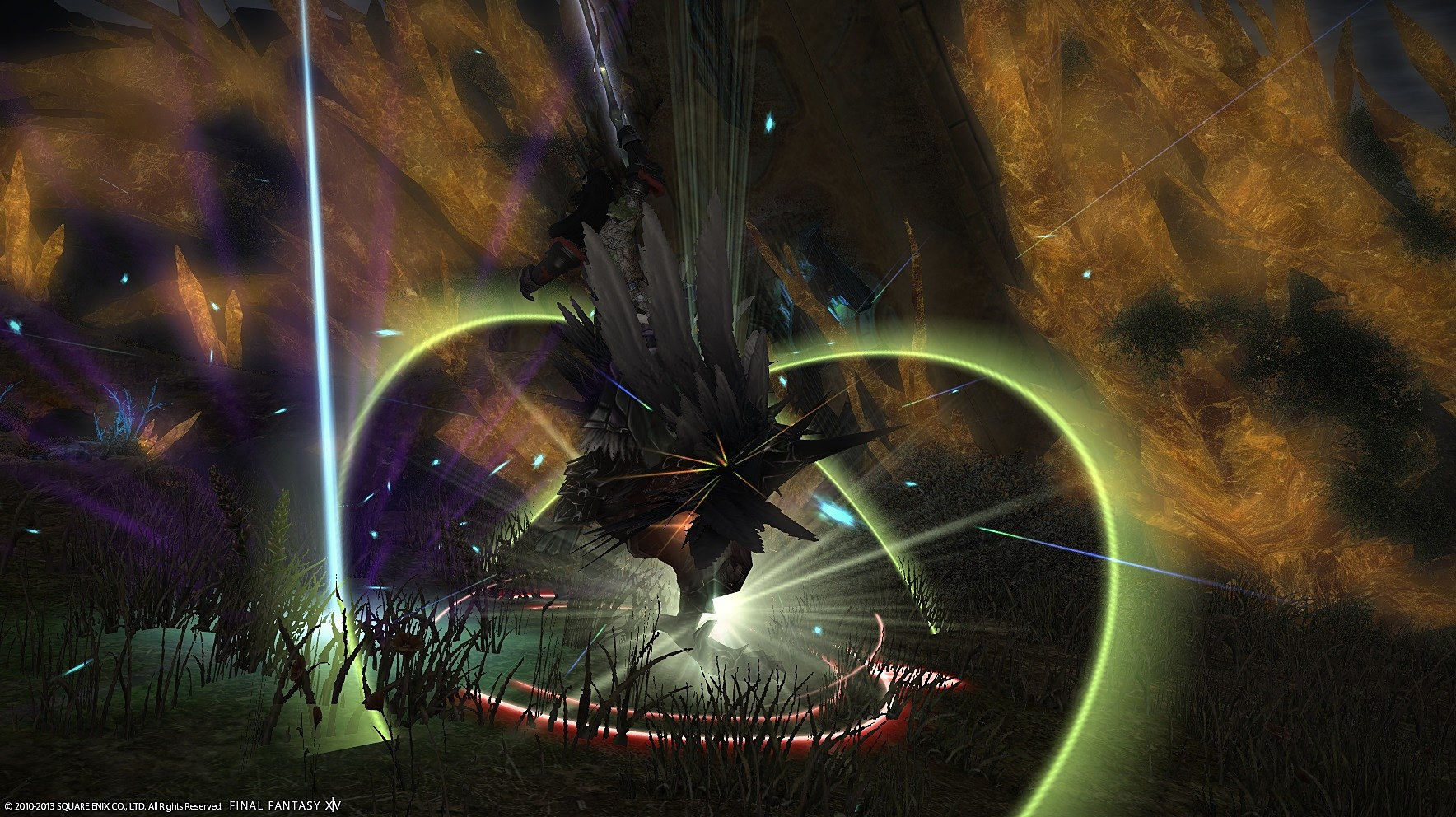 FFXIV: Lancer Tier 4 Hunter's Log Guide | Final Fantasy XIV