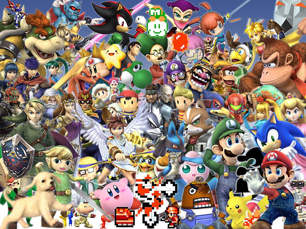 Image result for nintendo franchises