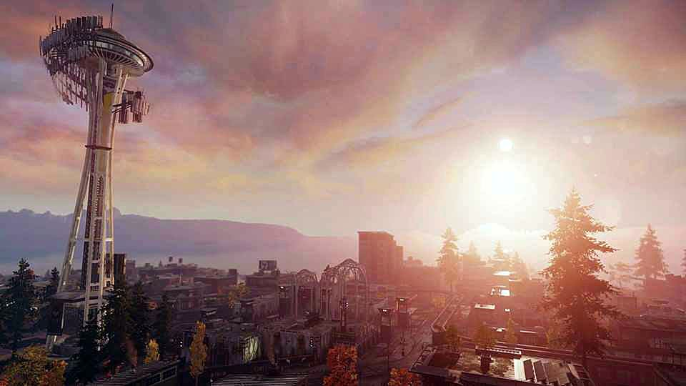 Infamous Second Son World Map on grand theft auto v map, dayz map, dark souls map, grand theft auto 2 map, infamous shards, dishonored map, dead rising 3 map, infamous bosses, kingdom hearts map, the crew map, the witcher map, infamous 2 map, minecraft world of tanks map, the elder scrolls online map, infamous characters,