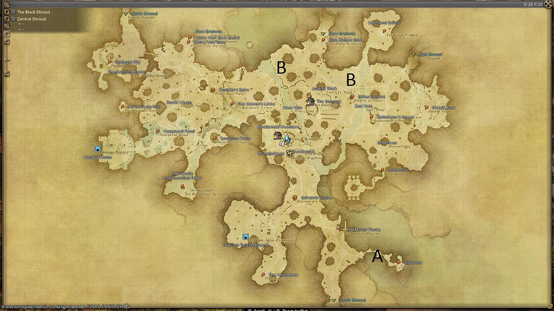 Final Fantasy XIV - Hunter\'s Log Guide Lancer Tier 2 | Final ...
