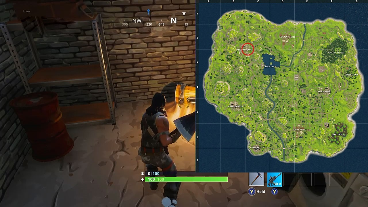 The 10 Best Loot Locations In Fortnite Battle Royale