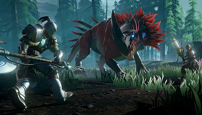 Best MMOs of 2017