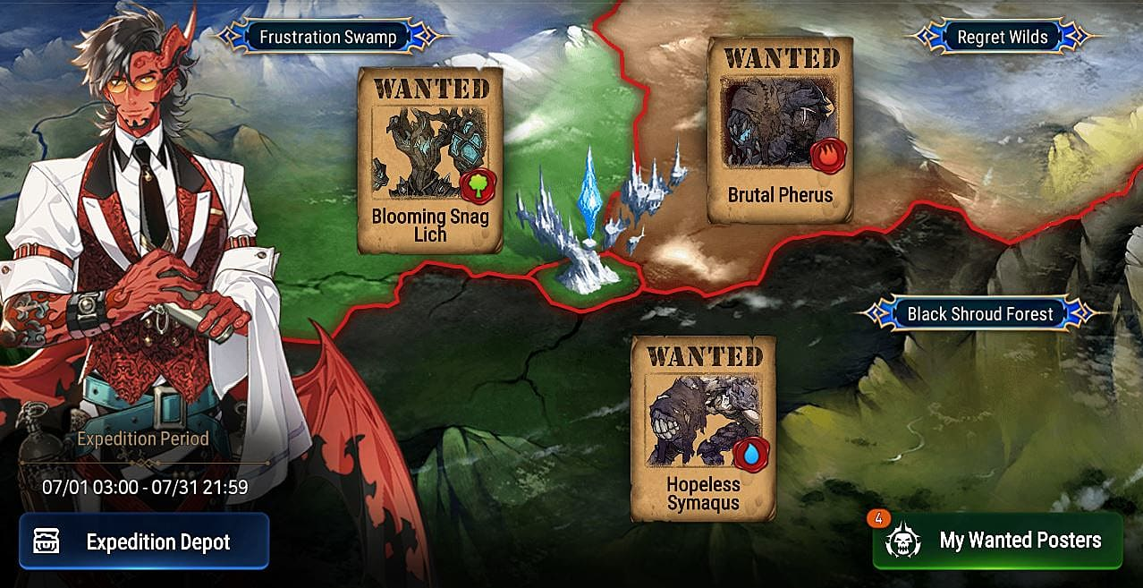 Epic Seven Guide How To Beat All Expedition Bosses Epic Seven