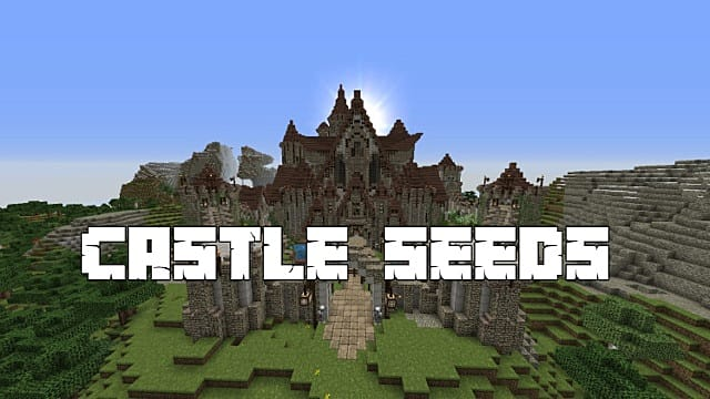 Top 9 Minecraft Seeds with Castles (Using Map Downloads)