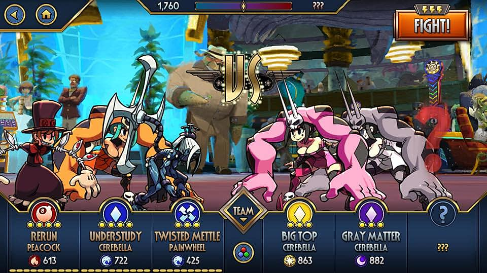 Skullgirls Mobile is a shining example of mobile games done right. By  making the game quicker, simpler, and more accessible -- even to those who  are not ...
