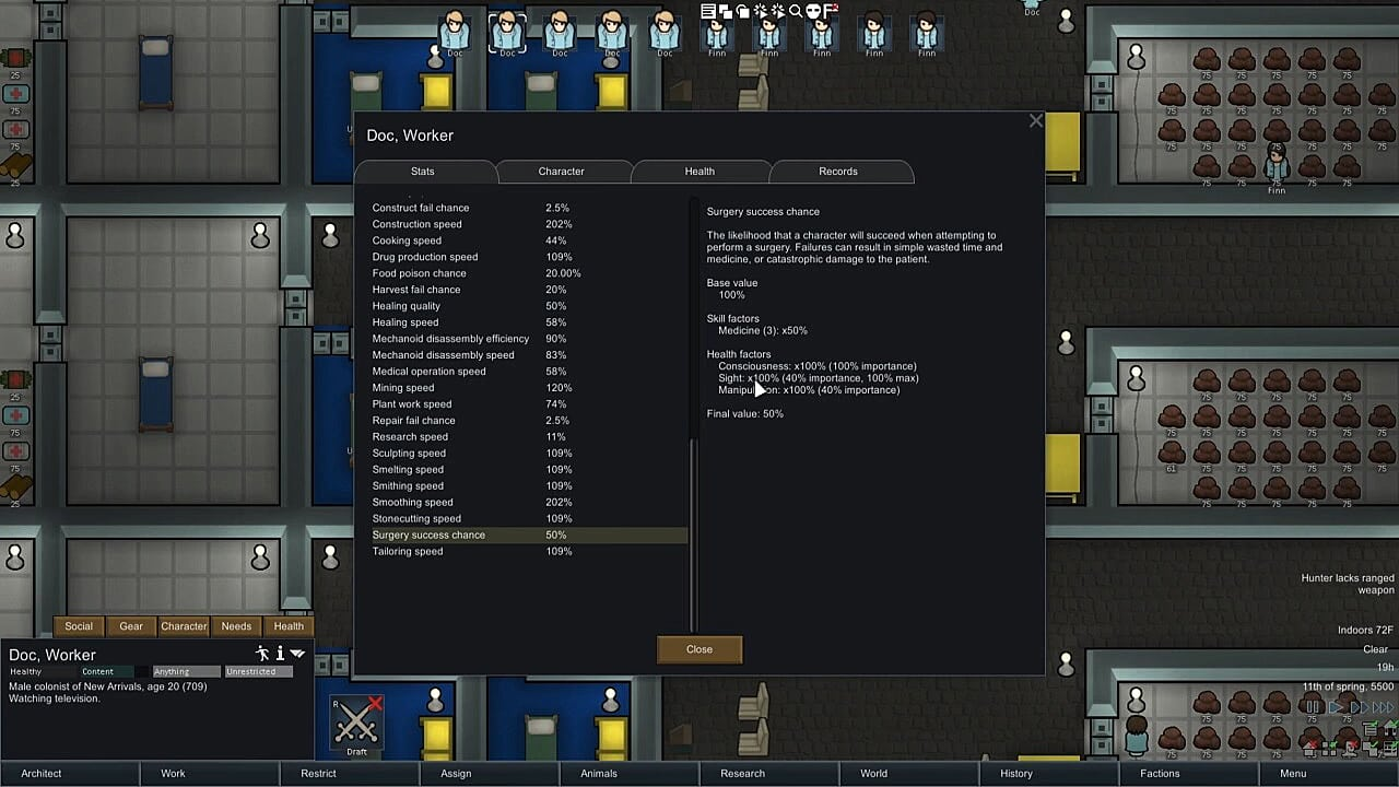 How to Make Medicine in RimWorld | RimWorld