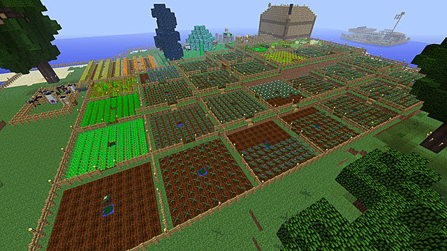 Best Farming Minecraft Seeds Minecraft