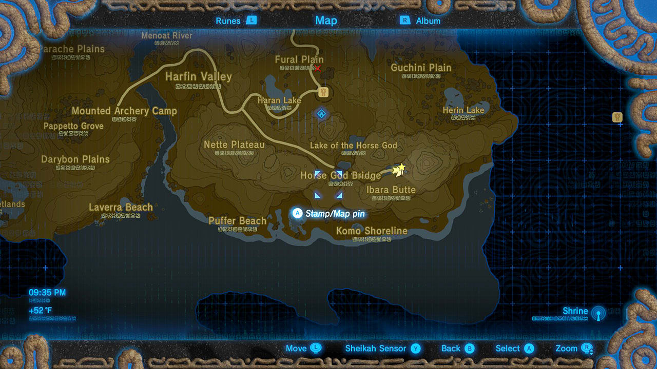 breath of the wild guide pdf