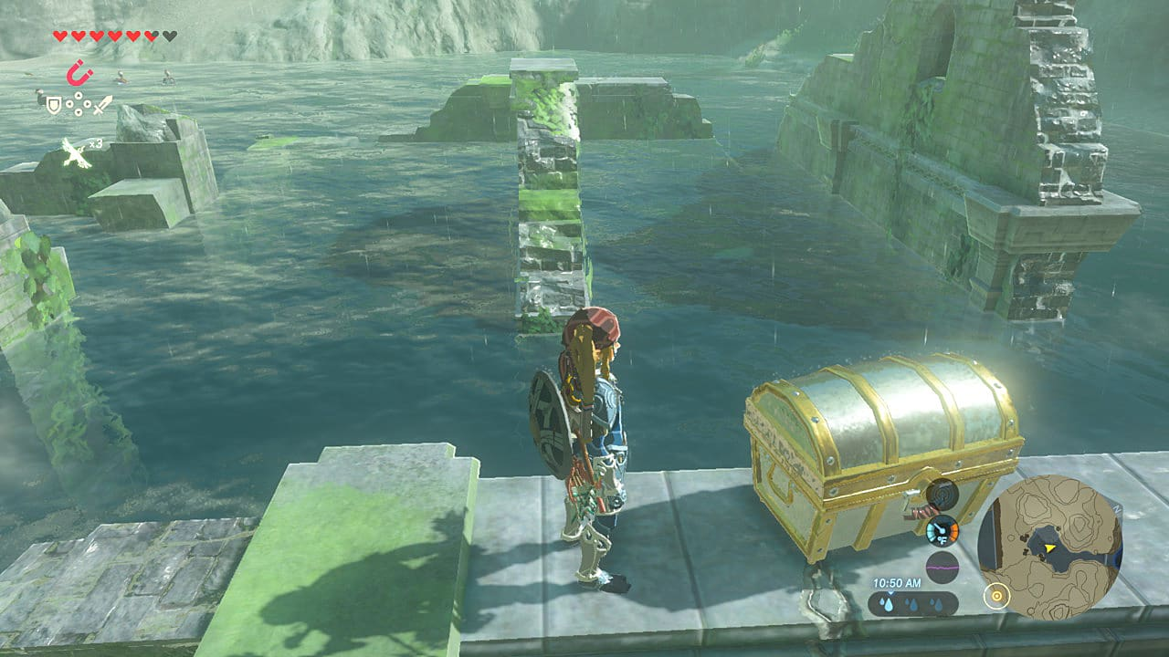 434bd0b628771 Breath of the Wild Guide  How to get the Zora Armor Set