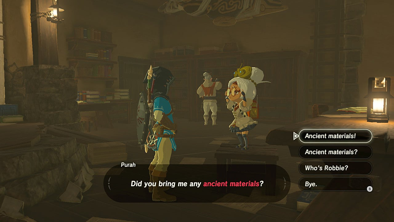 Breath Of The Wild Guide How To Upgrade Sheikah Runes The Legend Of Zelda Breath Of The Wild