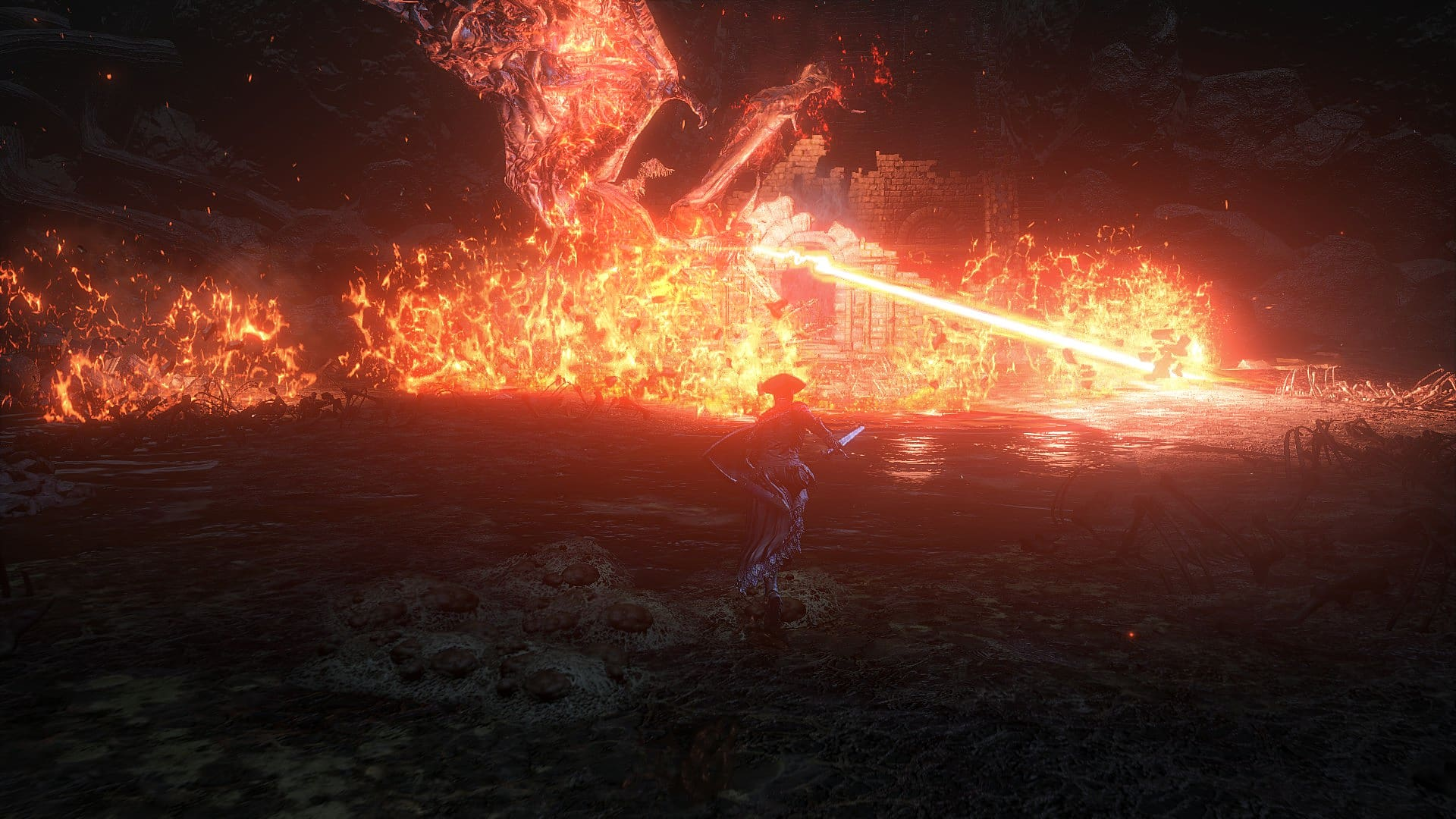 Dark Souls 3 Boss Guide How To Beat The Demon Prince