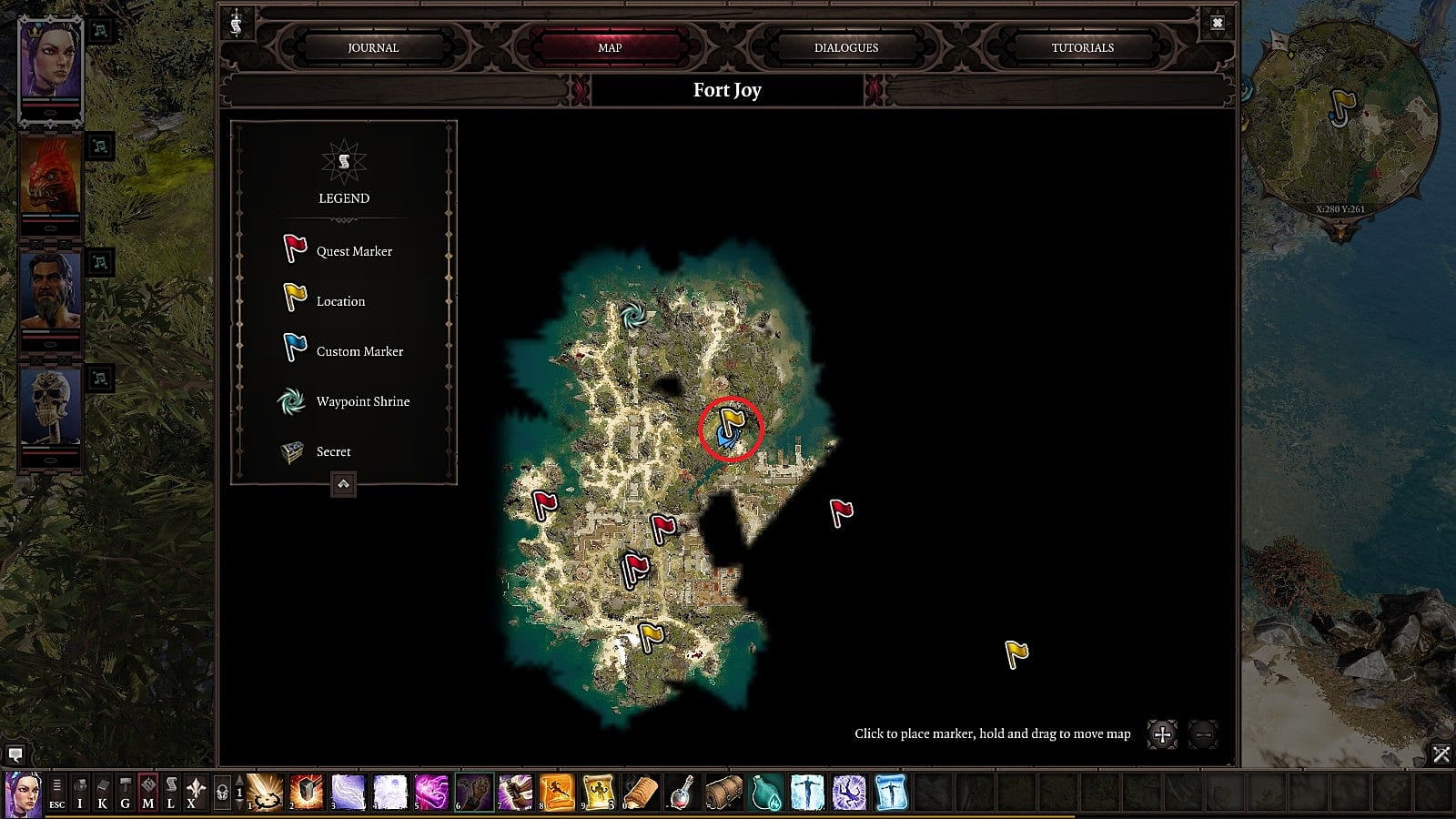 Divinity Original Sin 2 Fort Joy Escape And Collar Removal Guide