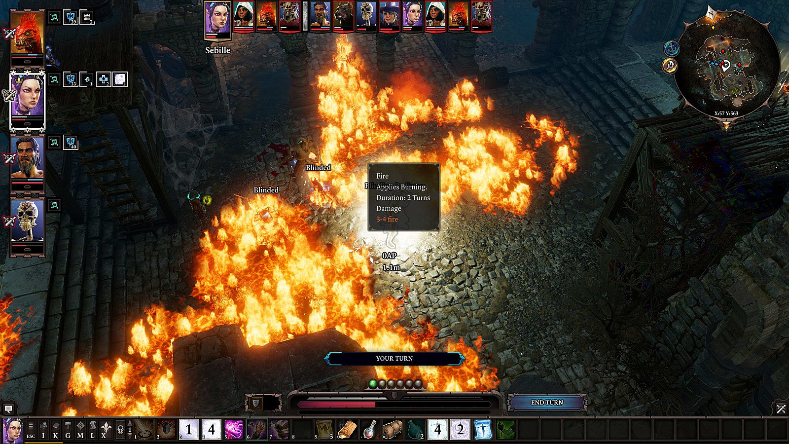 Divinity Original Sin 2: Arena of the One Combat Guide