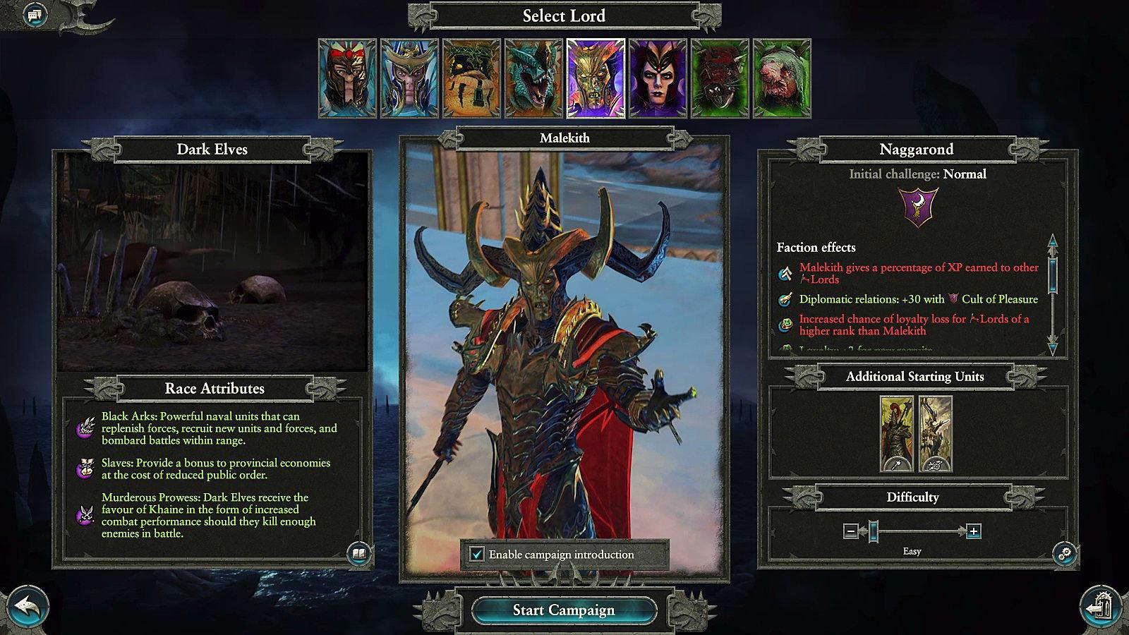 total war warhammer 2 malekith mortal empires guide