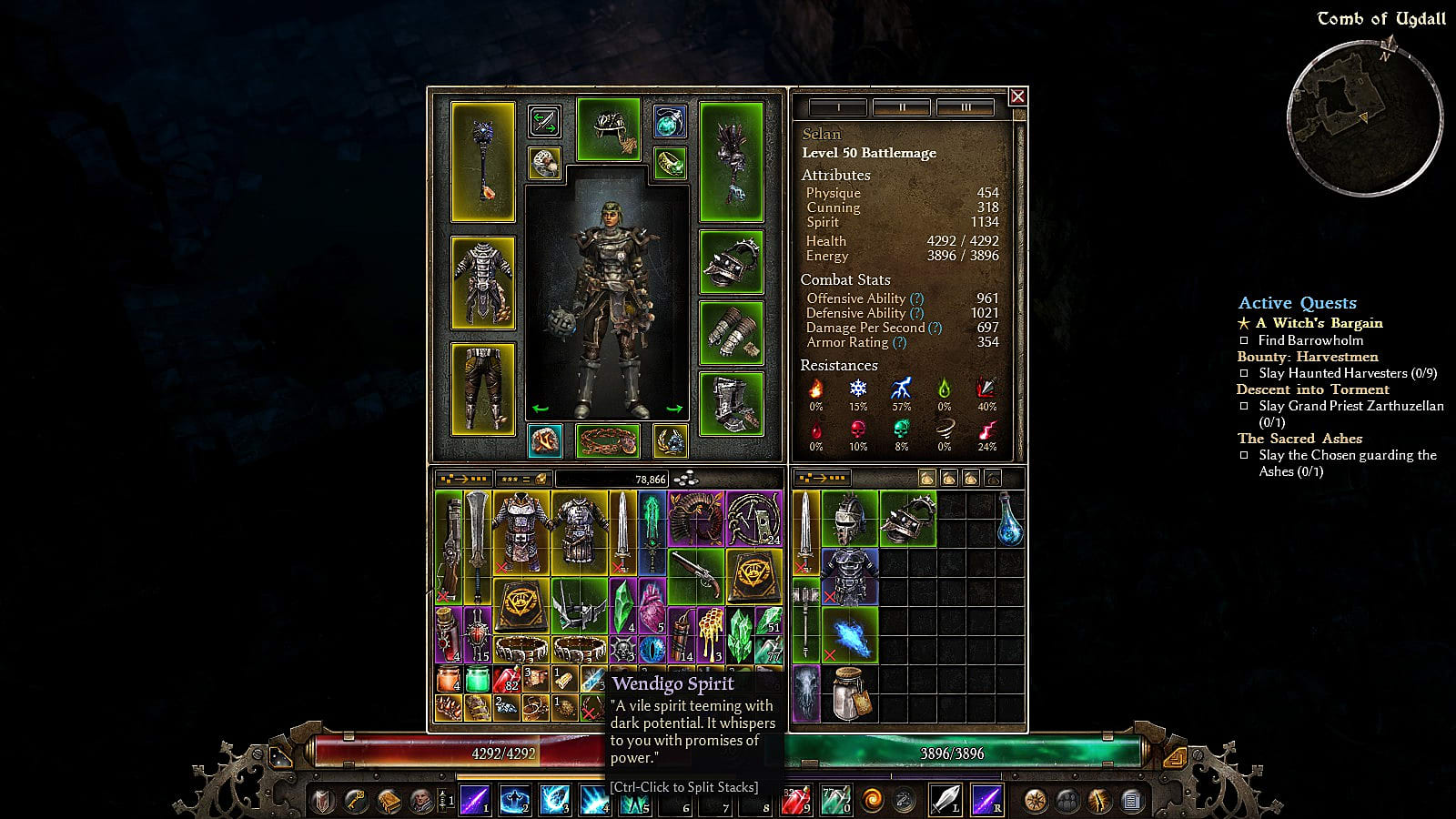 Grim Dawn Ashes Of Malmouth Guide: Helping or Defeating