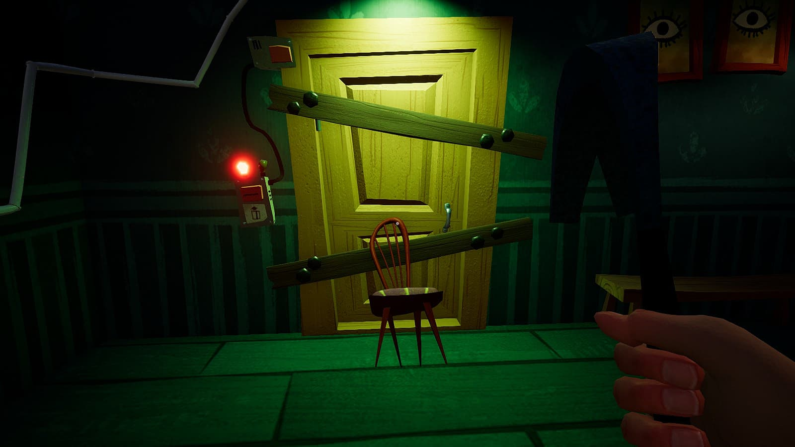 Hello Neighbor Walkthrough Act 3 Basement Gastronomia Y Viajes