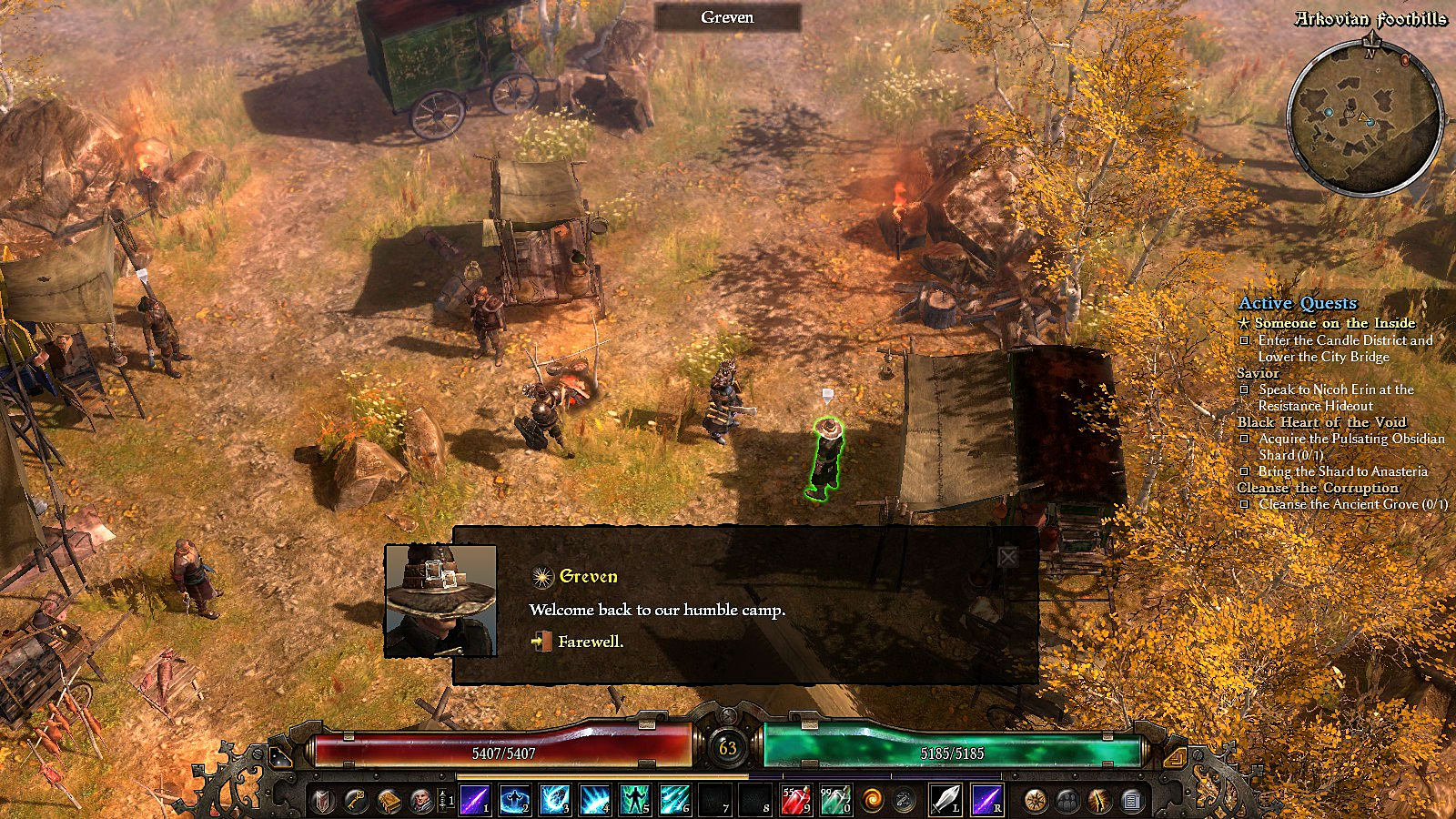 Grim Dawn -- The Lost Elder Quest Guide | Grim Dawn