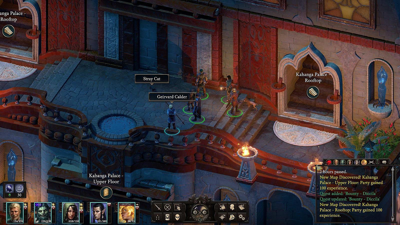 pillars of eternity 2 quests