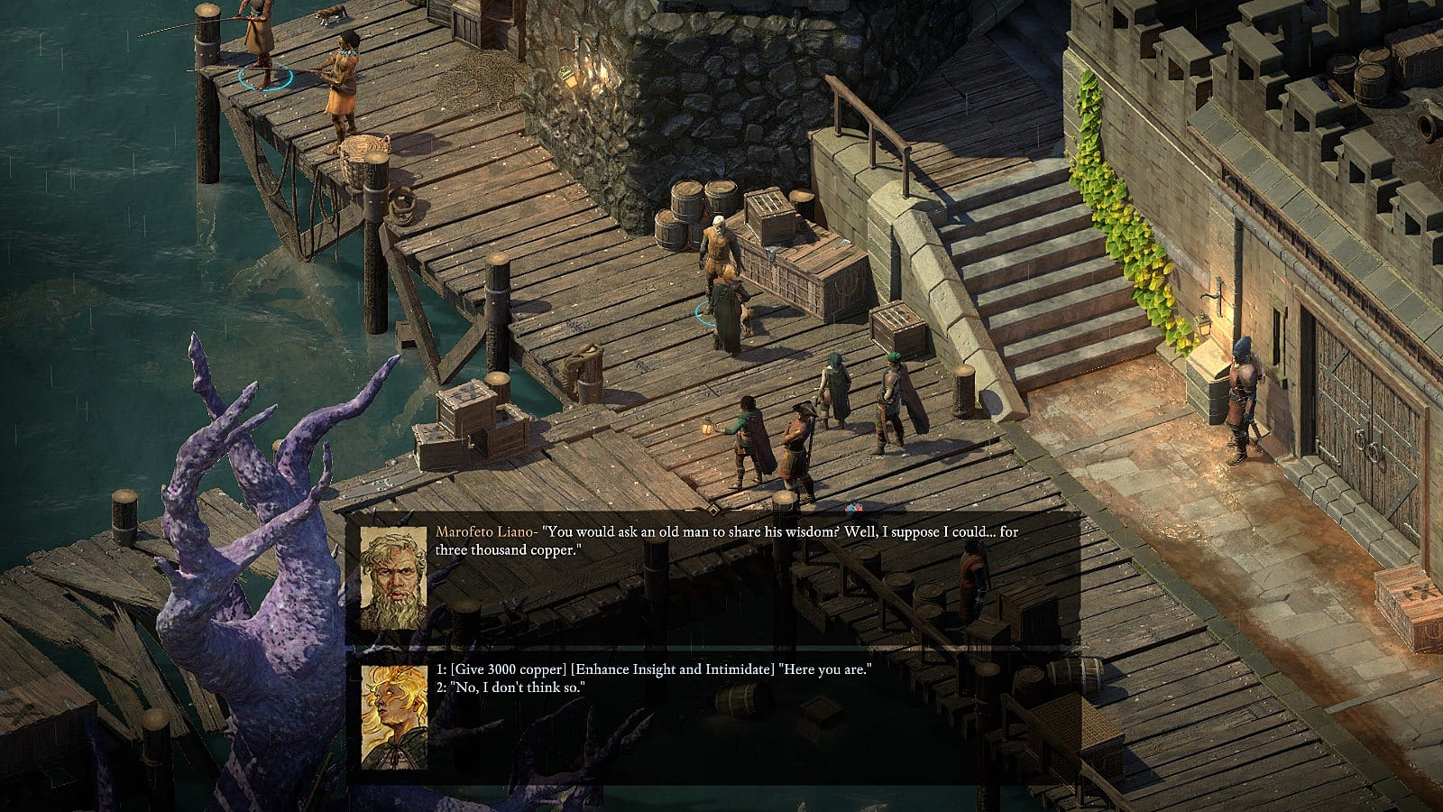 Pillars of Eternity 2 Skill Trainer Locations Guide