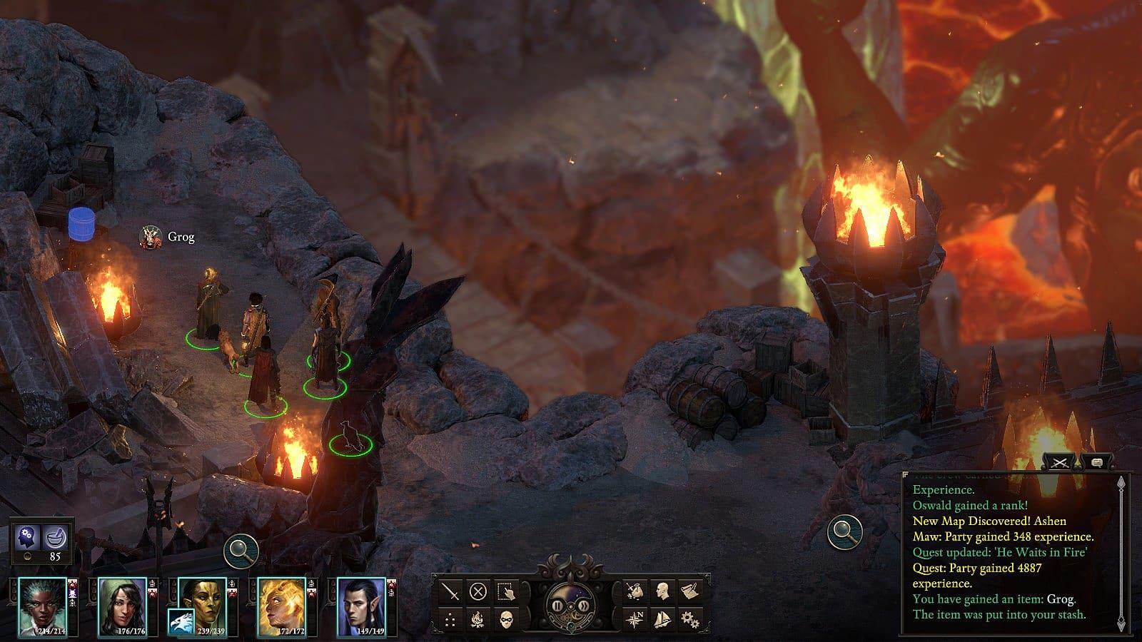 Pillars of Eternity 2: Deadfire Pet Locations and Pet Bonuses