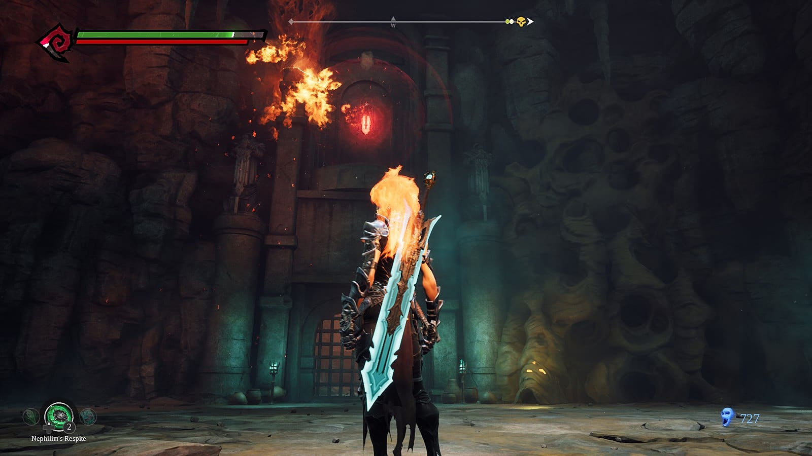 How to Complete the Web Puzzles in Darksiders 3