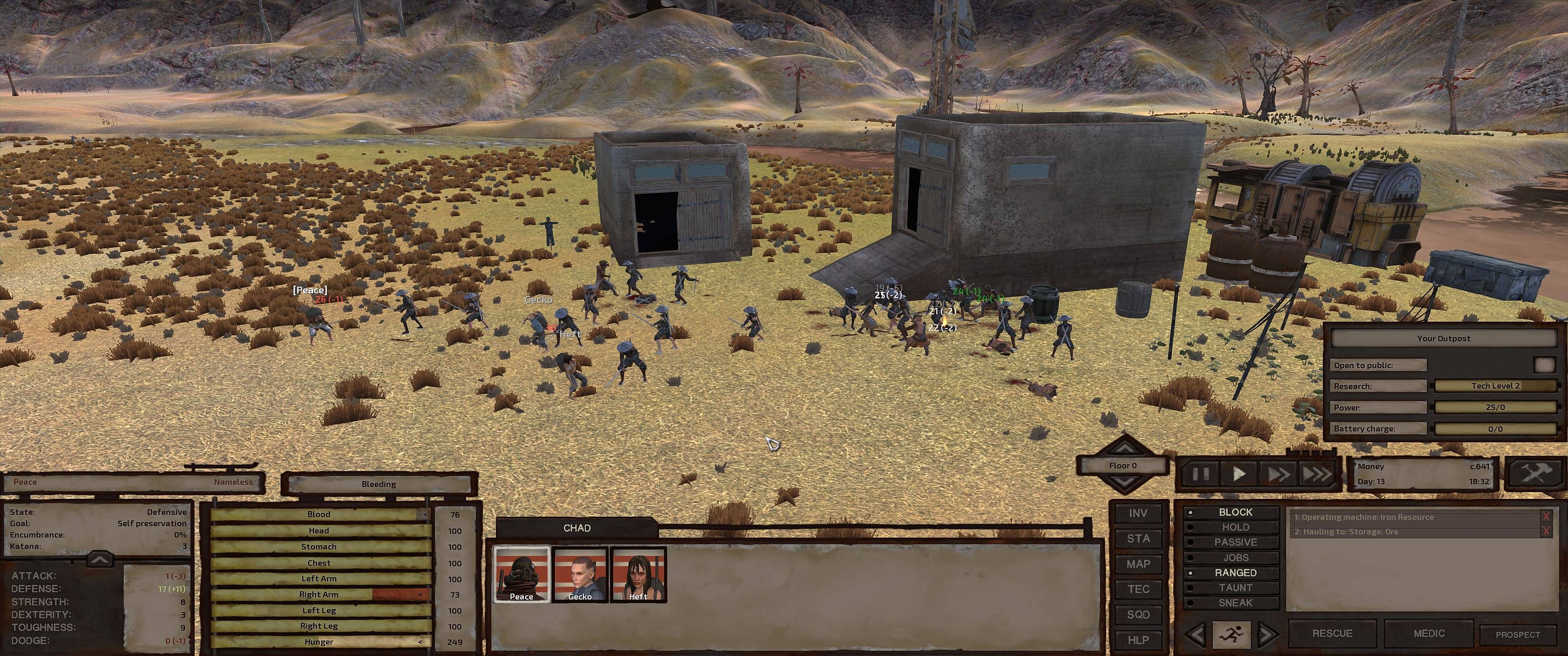 How to Become a Competent Fighter in Kenshi | Kenshi
