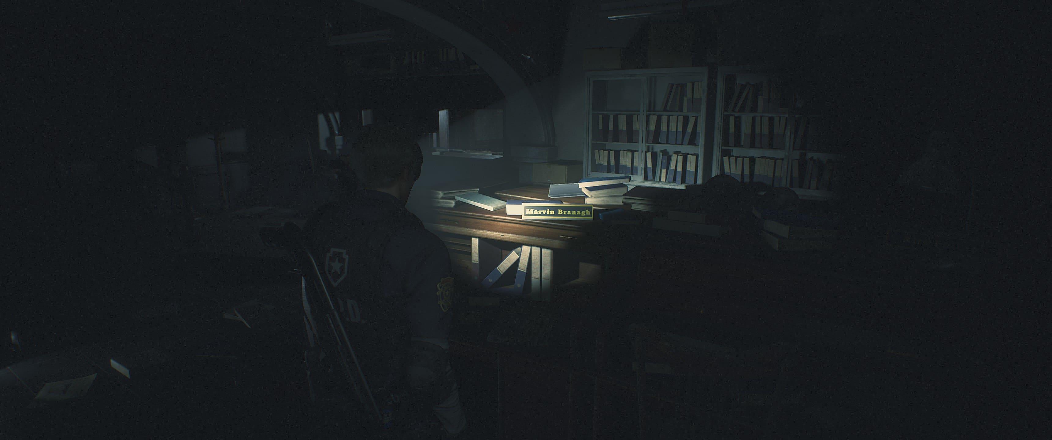 resident evil 2 remake all locker codes