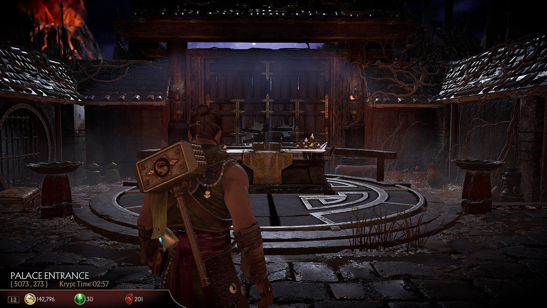 How to Find All Krypt Key Items in Mortal Kombat 11 | Mortal Kombat 11