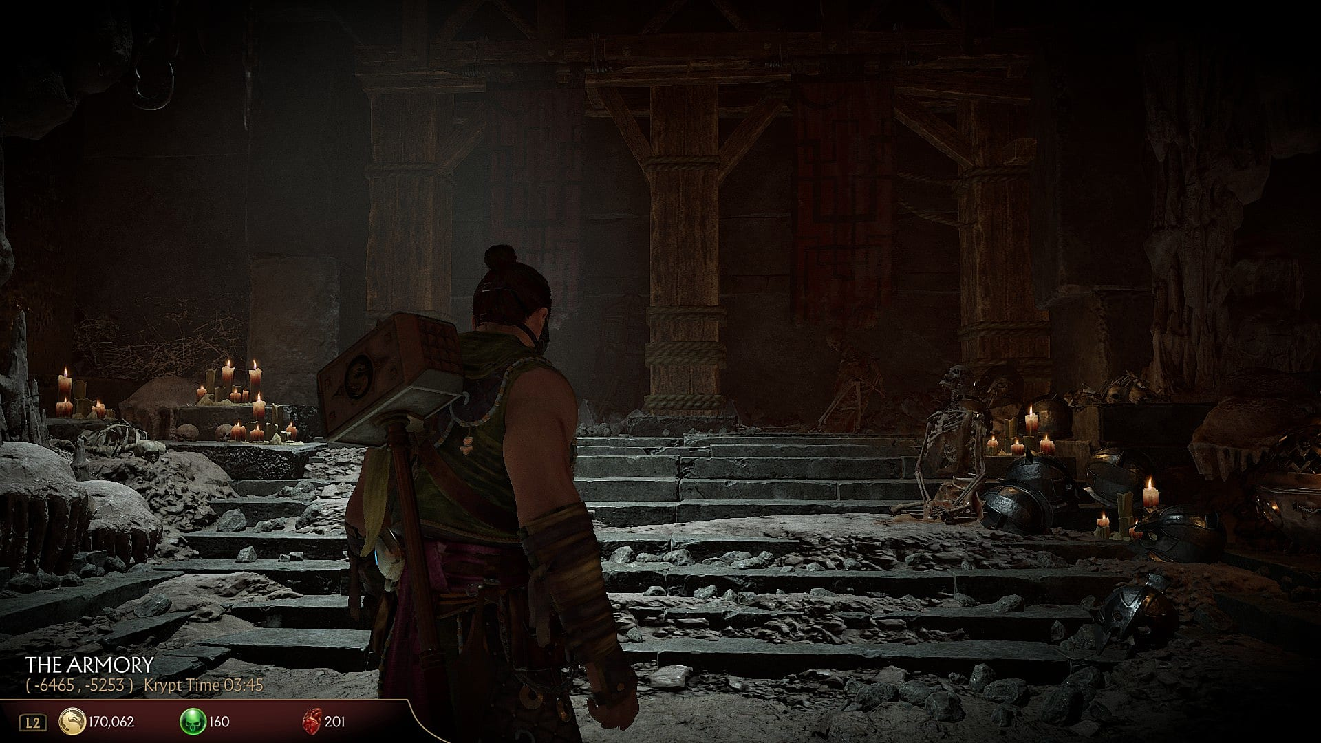 How to Find All Krypt Key Items in Mortal Kombat 11   Mortal