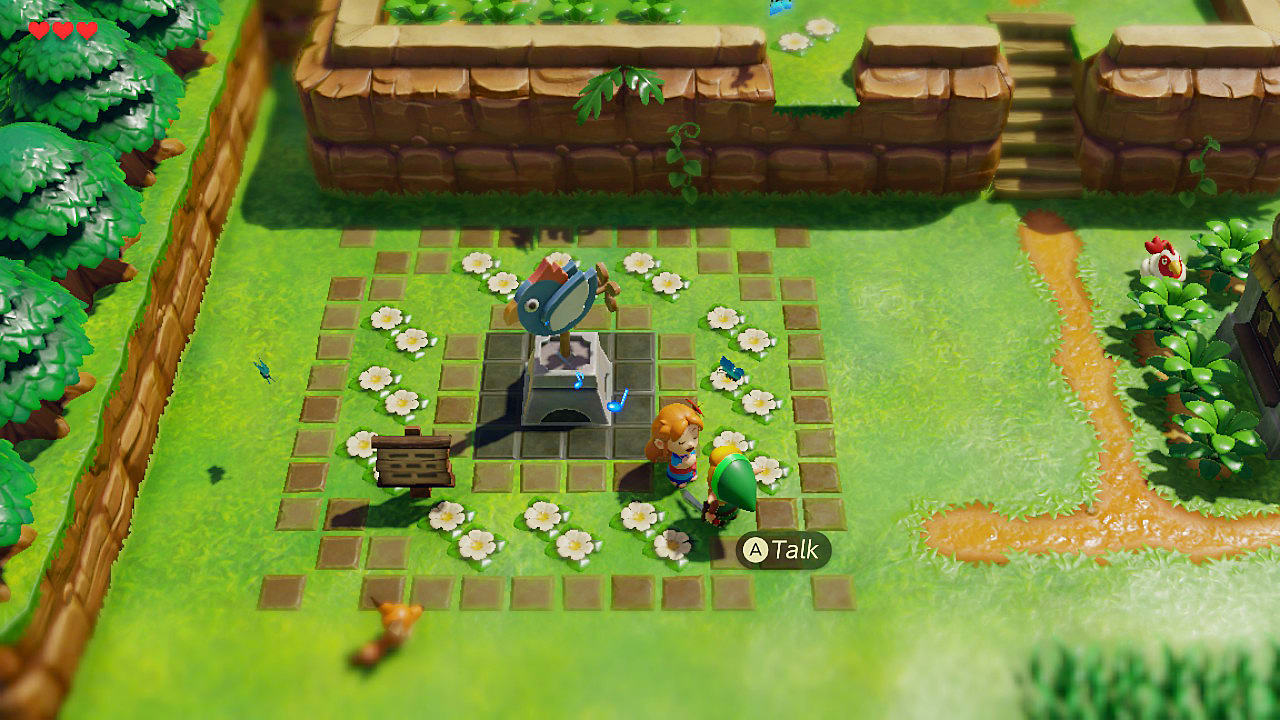 Link S Awakening Switch Guide How To Get All Songs And The