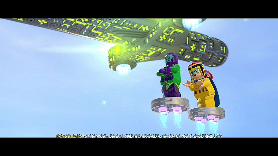 LEGO Marvel Super Heroes 2: Eson the Searcher Boss Guide | LEGO ...