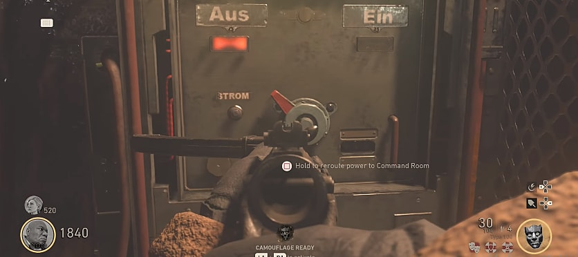 Call of duty ww2 guide nazi zombie easter egg walkthrough call laboratory power switch gumiabroncs Images