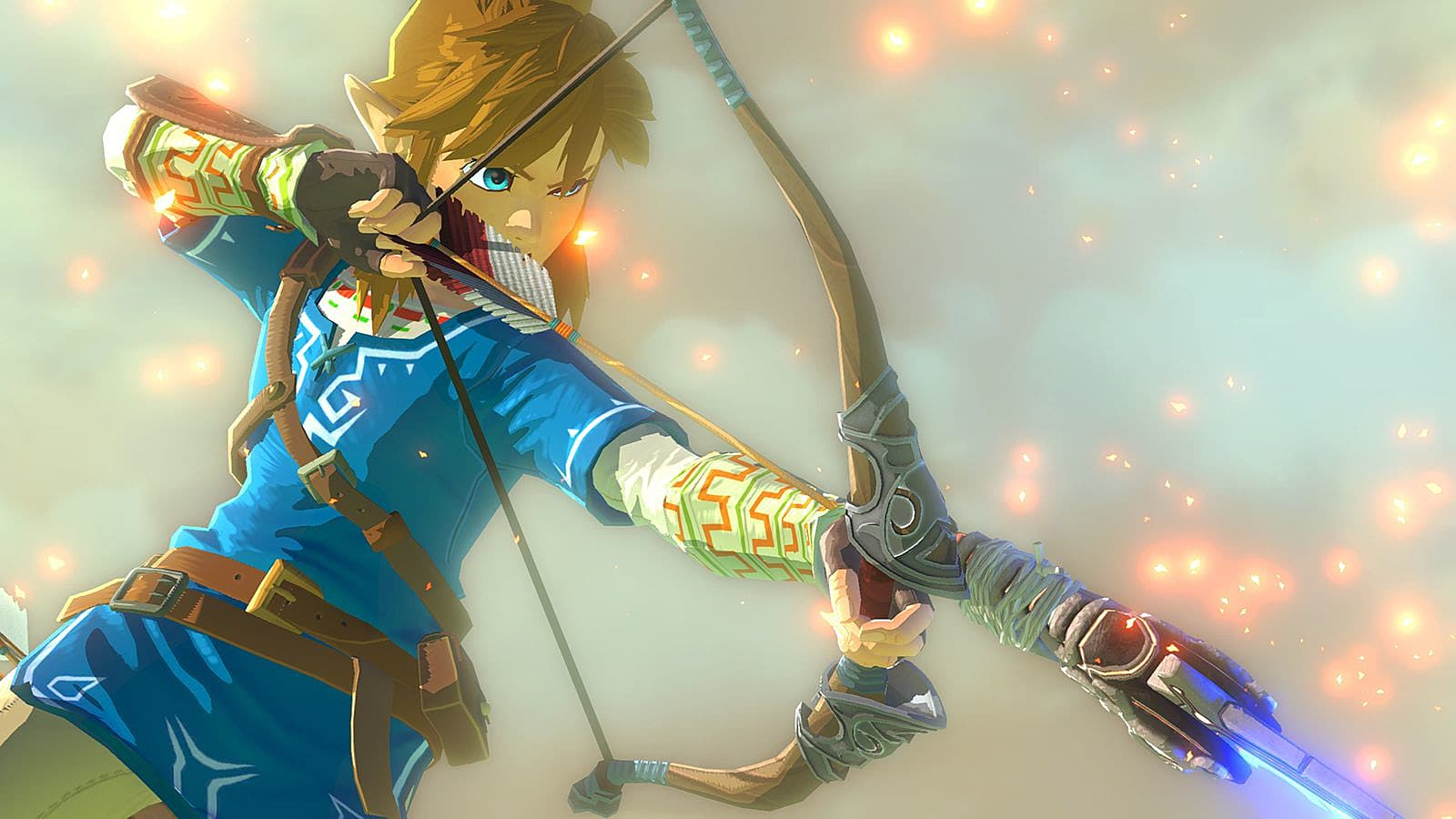 How To Cosplay Link From Breath Of The Wild The Legend Of