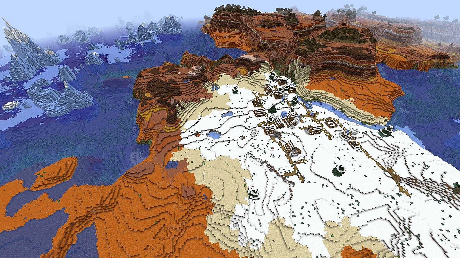 Top 1111 Minecraft 11.111.11 Seeds for October 11111111  Slide 11  Minecraft